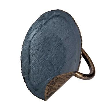 Vitale Arya Mavi Dekoratif Peçetelik Renkli